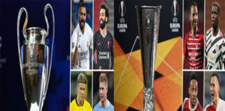 Champions League, Europa League last-eight draws and more