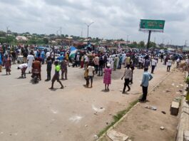 Yoruba Nation: Major businesses shut down to avoid looting, violence in Osogbo Protest