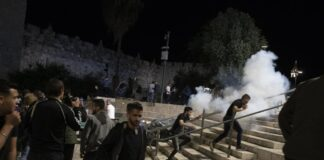 Saudi Arabia rejects Israel's plan to evict Palestinians from Jerusalem